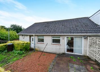 Thumbnail 3 bed semi-detached bungalow for sale in Havoc Road, Dumbarton