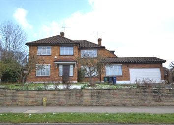 Thumbnail 3 bed detached house to rent in Park Road, New Barnet, Barnet