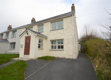 Thumbnail 3 bed cottage for sale in Newtown Road, Hook, Haverfordwest