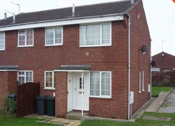 Thumbnail 1 bed terraced house for sale in Fleming Way, Flanderwell, Rotherham