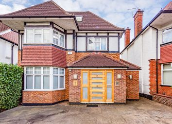 Thumbnail 5 bed detached house for sale in Shirehall Close, Hendon, London