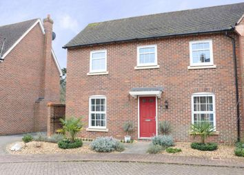 Thumbnail 3 bed semi-detached house for sale in Burgate Crescent, Sherfield-On-Loddon, Hook