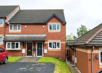 Thumbnail 2 bed town house for sale in Higher Bank Street, Withnell, Chorley