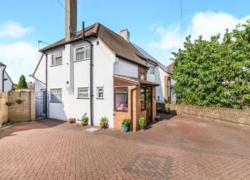 Thumbnail 3 bedroom semi-detached house for sale in Grange Road, Chessington, Surrey