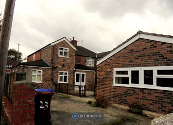7 bed semi-detached house to rent in Hatherley Road, Withington, Manchester M20