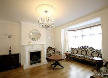 Thumbnail 5 bed semi-detached house to rent in Wynchgate, Southgate, London