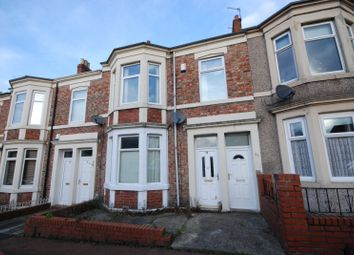 Thumbnail 3 bed flat for sale in Inskip Terrace, Gateshead