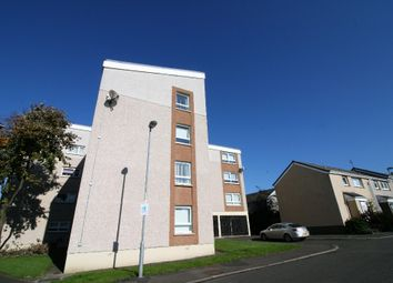 Thumbnail 2 bed flat for sale in Freesia Court, Motherwell, North Lanarkshire