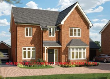 Thumbnail 5 bed detached house for sale in Hobnock Road, Essington, Wolverhampton