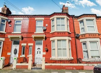 Thumbnail 4 bed terraced house for sale in Hampstead Road, Liverpool, Merseyside