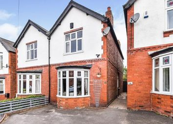 Thumbnail 3 bed semi-detached house for sale in Princes Avenue, Walsall, .