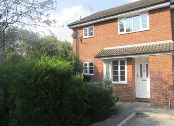 Thumbnail 1 bed end terrace house to rent in Squirrel Drive, Southampton