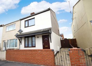 Thumbnail 2 bed semi-detached house for sale in Hawkins Street, Rodbourne, Swindon