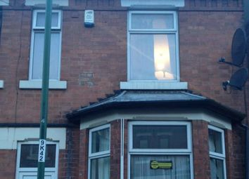 Thumbnail 5 bed terraced house to rent in Albert Grove, Nottingham