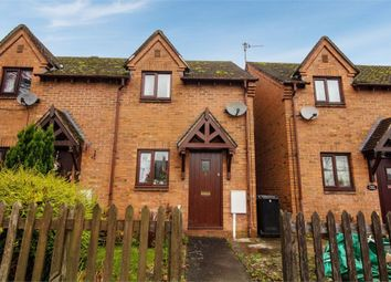 Thumbnail 2 bed end terrace house for sale in Grove Meadow, Cleobury Mortimer, Kidderminster, Shropshire