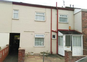 Thumbnail 3 bedroom terraced house for sale in South Park Road, Liverpool, Merseyside