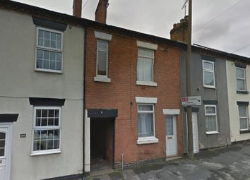 Thumbnail 3 bed terraced house for sale in Tutbury Road, Horninglow, Burton-On-Trent
