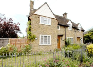 Thumbnail 2 bed semi-detached house to rent in Old Palace Road, Weybridge