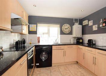 Thumbnail 2 bedroom maisonette for sale in Ashington Gardens, Peacehaven, East Sussex