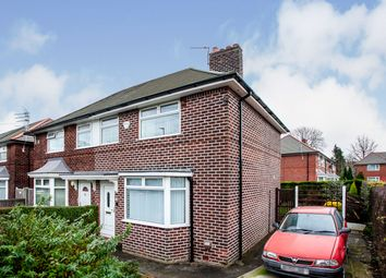 3 bed semi-detached house for sale in Newhey Road, Wythenshawe, Manchester M22