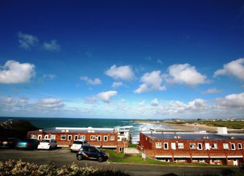 Thumbnail 1 bed flat to rent in Fistral Crescent, Newquay