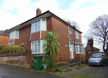 Thumbnail 1 bedroom terraced house to rent in Heatherdeane Road, Southampton