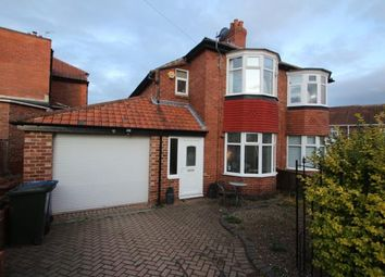 Thumbnail 2 bed semi-detached house for sale in Castlenook Place, Newcastle Upon Tyne, Tyne And Wear
