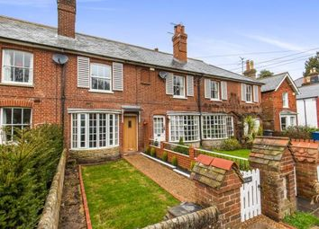 Thumbnail 3 bed terraced house for sale in Dunsfold, Godalming, Surrey