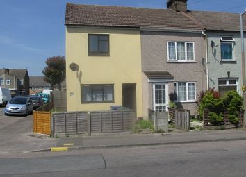 Thumbnail 3 bed end terrace house to rent in William Street, Grays