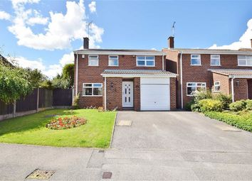 Thumbnail 4 bed detached house for sale in Ashford Rise, Sutton In Ashfield, Nottinghamshire