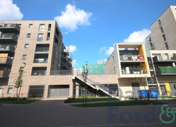 Thumbnail 3 bed flat to rent in Verulam Court, Woolmead Avenue, London