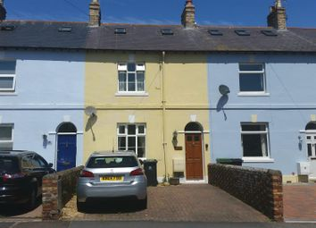 Thumbnail 3 bedroom terraced house to rent in Rodwell Avenue, Near Brewers Quay, With Parking