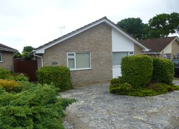Thumbnail 3 bedroom detached bungalow for sale in Symes Road, Hamworthy, Poole