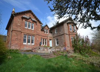 Thumbnail 4 bed detached house to rent in Baledgarno House, Inchture, Perth