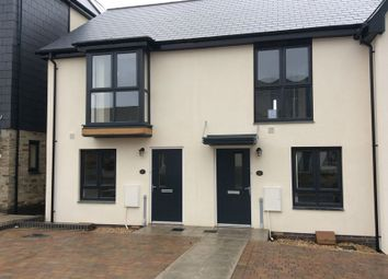 Thumbnail 2 bedroom semi-detached house to rent in Radar Road, Plymouth