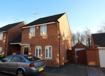 Thumbnail 3 bed detached house for sale in Lyvelly Gardens, Parnwell, Peterborough