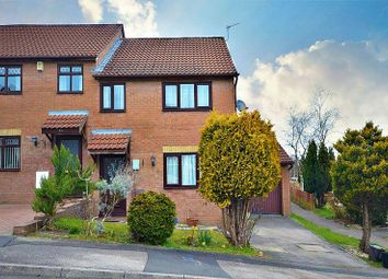 Thumbnail 3 bed semi-detached house for sale in Heather Court, Ty Canol, Cwmbran