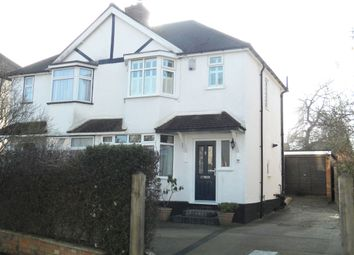 Thumbnail 3 bedroom semi-detached house to rent in Suffolk Road, Potters Bar