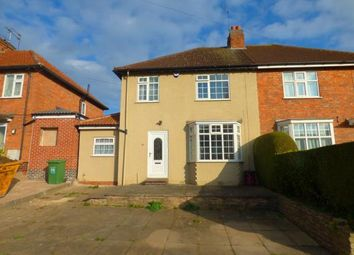 Thumbnail 4 bed semi-detached house for sale in Queen Street, Oadby, Leicester