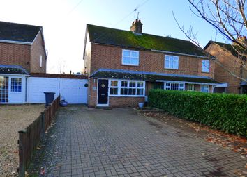 Thumbnail 3 bed semi-detached house to rent in Salford Road, Aspley Guise