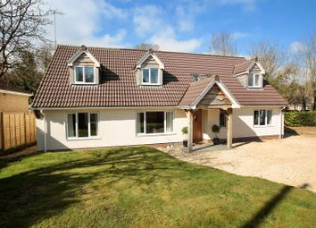 Thumbnail 6 bed detached house for sale in Ladysmith, Gomeldon, Salisbury