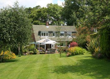 Thumbnail 4 bed detached house for sale in Wangfield Lane, Curdridge, Southampton