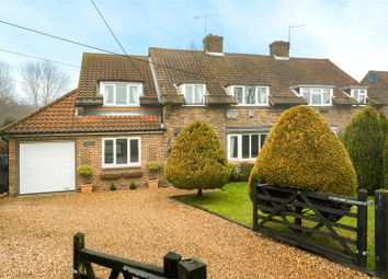 Thumbnail 4 bed semi-detached house for sale in Magshill Cottages, Green Lane, Chipstead, Coulsdon