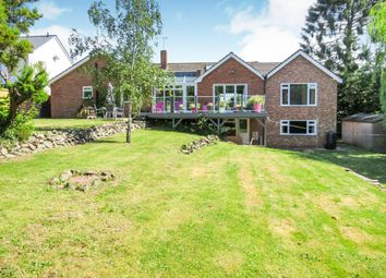 Thumbnail 4 bed detached bungalow for sale in Marlbank Road, Welland, Malvern