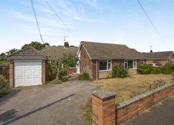 Thumbnail 3 bed detached bungalow for sale in Chandos Drive, Martlesham, Woodbridge
