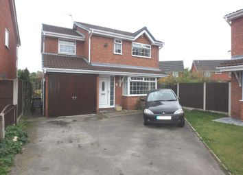 Thumbnail 4 bed detached house for sale in Castle Green, Westbrook, Warrington
