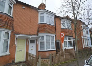 Thumbnail 3 bed terraced house for sale in South Knighton Road, Leicester
