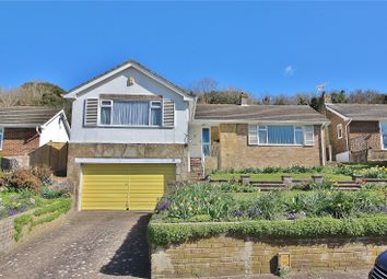 Thumbnail 3 bed bungalow for sale in Kearsley Drive, Findon Valley, Worthing, West Sussex