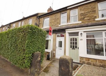 Thumbnail 3 bedroom terraced house to rent in King Edwards Drive, Harrogate, North Yorkshire