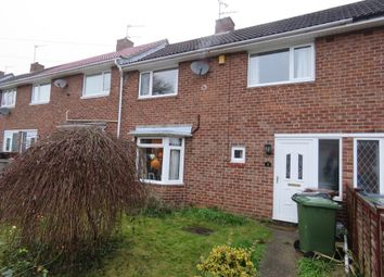 Thumbnail 2 bed terraced house for sale in Queen Elizabeth Road, Lincoln